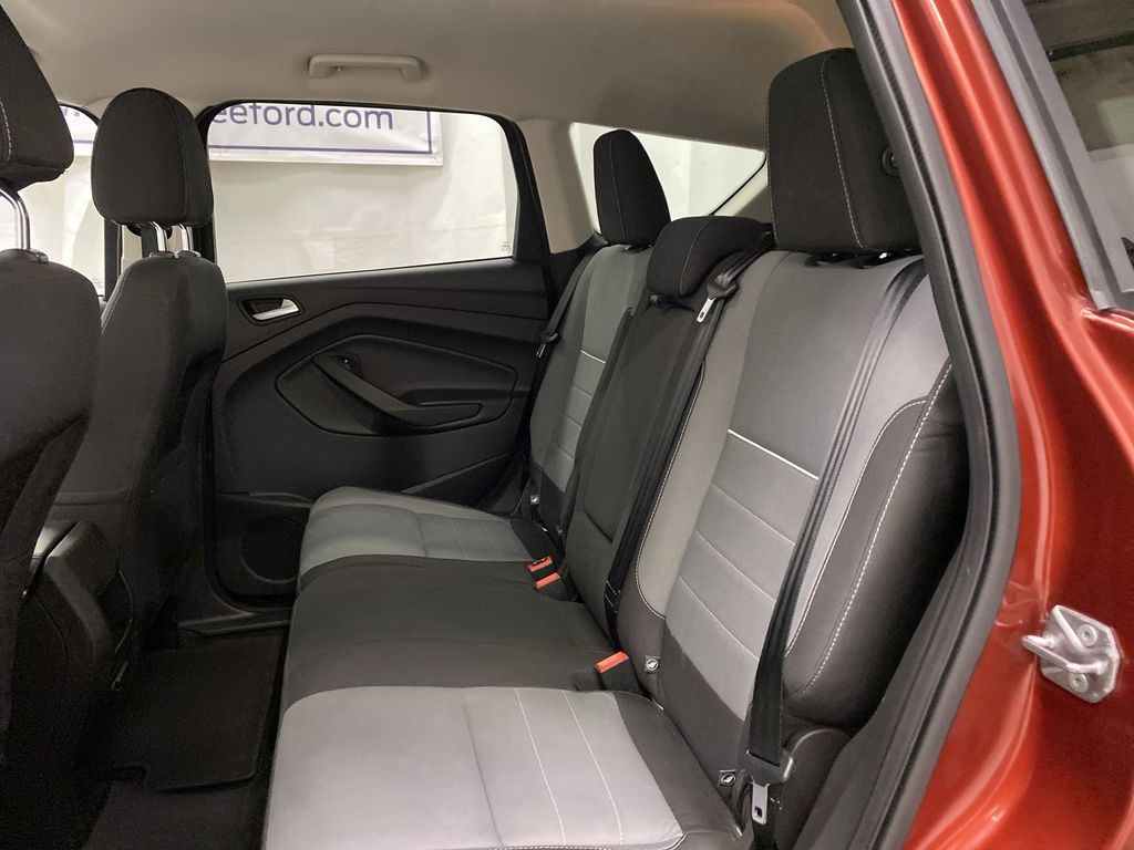 Orange[Sunset] 2014 Ford Escape Left Side Rear Seat  Photo in Dartmouth NS