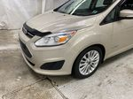 White[Oxford White] 2017 Ford C-Max Hybrid Left Front Corner Photo in Dartmouth NS