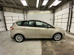 White[Oxford White] 2017 Ford C-Max Hybrid Right Side Photo in Dartmouth NS