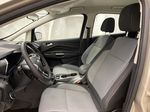 White[Oxford White] 2017 Ford C-Max Hybrid Left Front Interior Photo in Dartmouth NS
