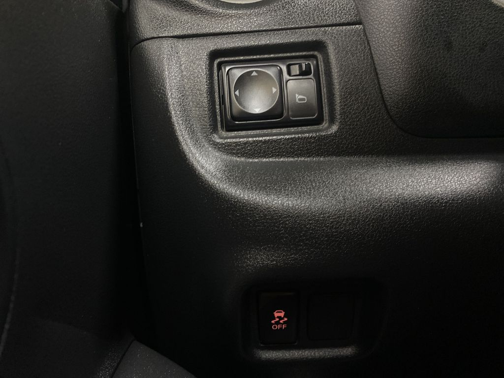 BLACK 2017 Nissan Micra S - Brake Assist, Cruise Control, AM/FM Radio Additional Photo in Edmonton AB