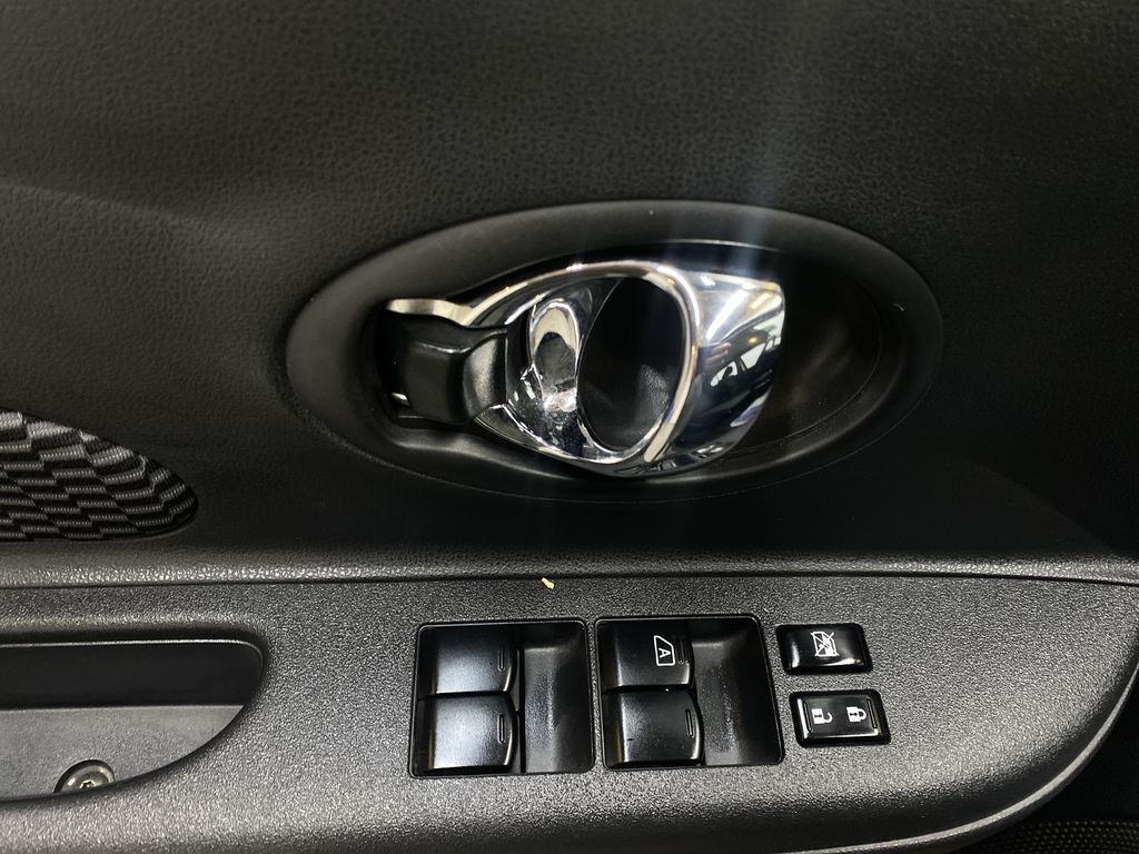 BLACK 2017 Nissan Micra S - Brake Assist, Cruise Control, AM/FM Radio  Driver's Side Door Controls Photo in Edmonton AB