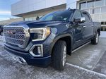 Blue[Pacific Blue Metallic] 2021 GMC Sierra 1500 Denali Left Front Head Light / Bumper and Grill in Calgary AB