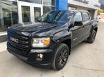 Black[Onyx Black] 2020 GMC Canyon SLE Left Front Corner Photo in Canmore AB