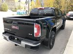 Black[Onyx Black] 2020 GMC Canyon SLE Right Rear Interior Door Panel Photo in Canmore AB