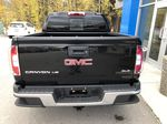 Black[Onyx Black] 2020 GMC Canyon SLE Rear of Vehicle Photo in Canmore AB