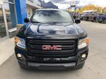 Black[Onyx Black] 2020 GMC Canyon SLE Front Vehicle Photo in Canmore AB