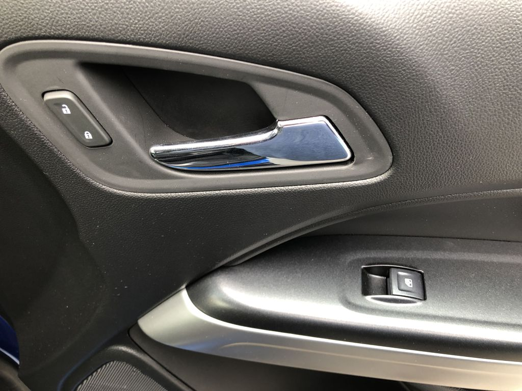 Blue[Kinetic Blue Metallic] 2020 Chevrolet Colorado ZR2 Passenger Front Door Controls Photo in Canmore AB