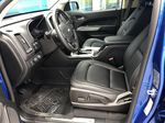 Blue[Kinetic Blue Metallic] 2020 Chevrolet Colorado ZR2 Left Front Interior Photo in Canmore AB