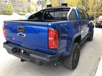 Blue[Kinetic Blue Metallic] 2020 Chevrolet Colorado ZR2 Right Rear Corner Photo in Canmore AB