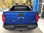 Blue[Kinetic Blue Metallic] 2020 Chevrolet Colorado ZR2 Rear of Vehicle Photo in Canmore AB