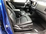 Blue[Kinetic Blue Metallic] 2020 Chevrolet Colorado ZR2 Right Side Front Seat  Photo in Canmore AB