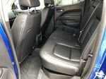 Blue[Kinetic Blue Metallic] 2020 Chevrolet Colorado ZR2 Left Side Rear Seat  Photo in Canmore AB