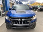 Blue[Kinetic Blue Metallic] 2020 Chevrolet Colorado ZR2 Front Vehicle Photo in Canmore AB