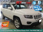 White[Bright White] 2015 Jeep Compass North 4WD - Automatic, Cruise Control, Alloy Wheels Primary Listing Photo in Winnipeg MB