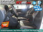 White[Bright White] 2015 Jeep Compass North 4WD - Automatic, Cruise Control, Alloy Wheels Left Front Interior Photo in Winnipeg MB
