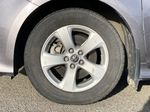 Gray[Pre-Dawn Grey Mica] 2019 Toyota Sienna Left Front Rim and Tire Photo in Edmonton AB