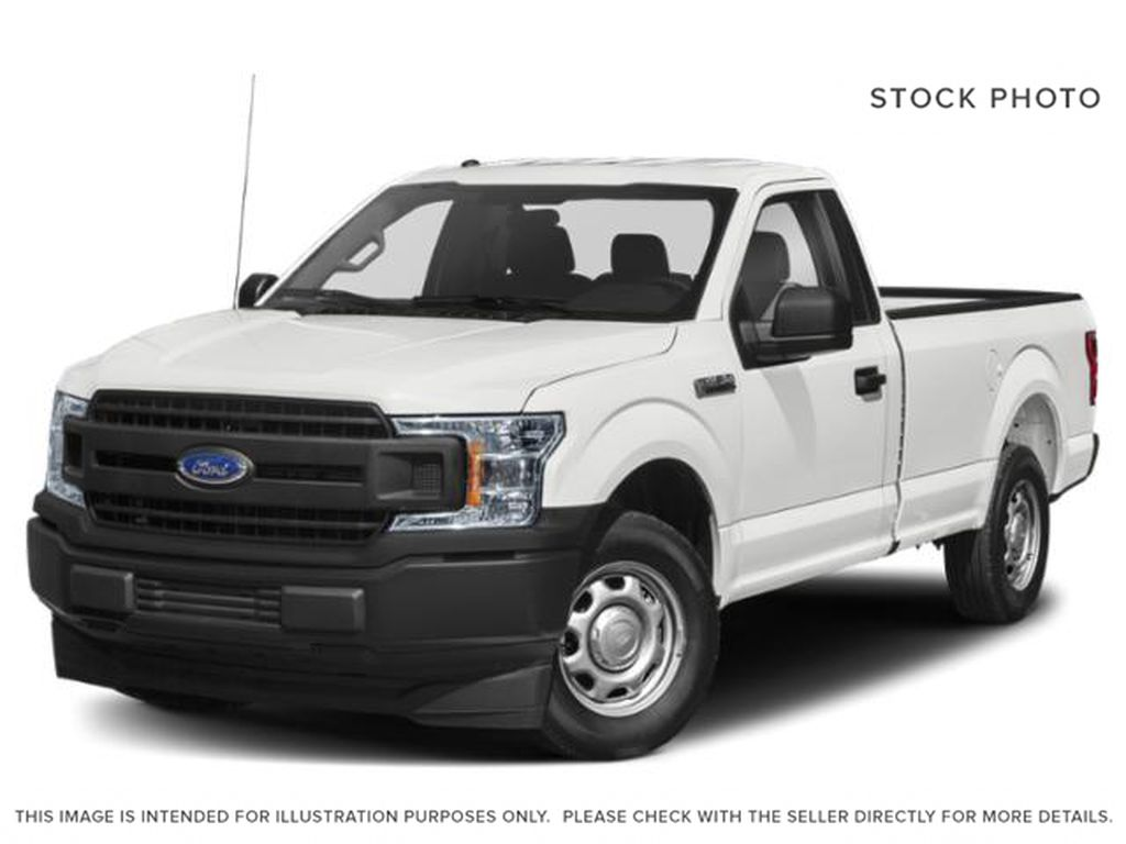 White[Oxford White] 2020 Ford F-150