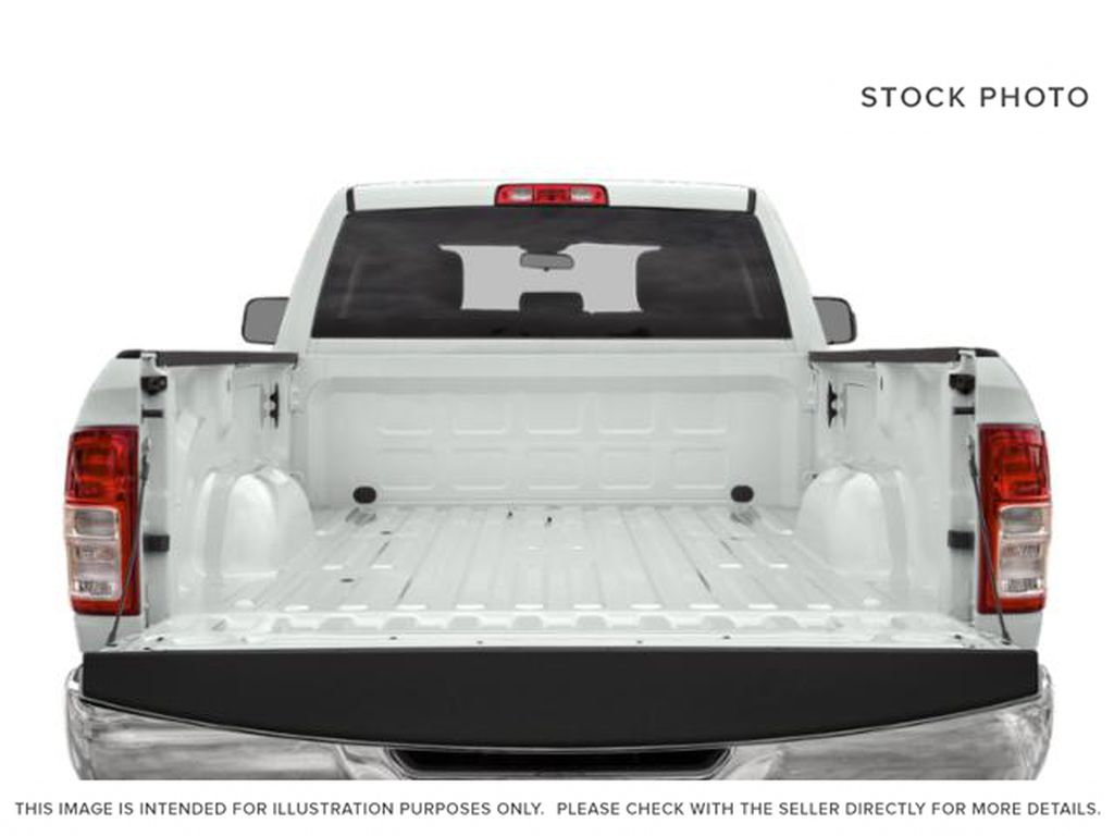 Black[Black] 2020 Ram 3500 Trunk / Cargo Area Photo in Cold Lake AB