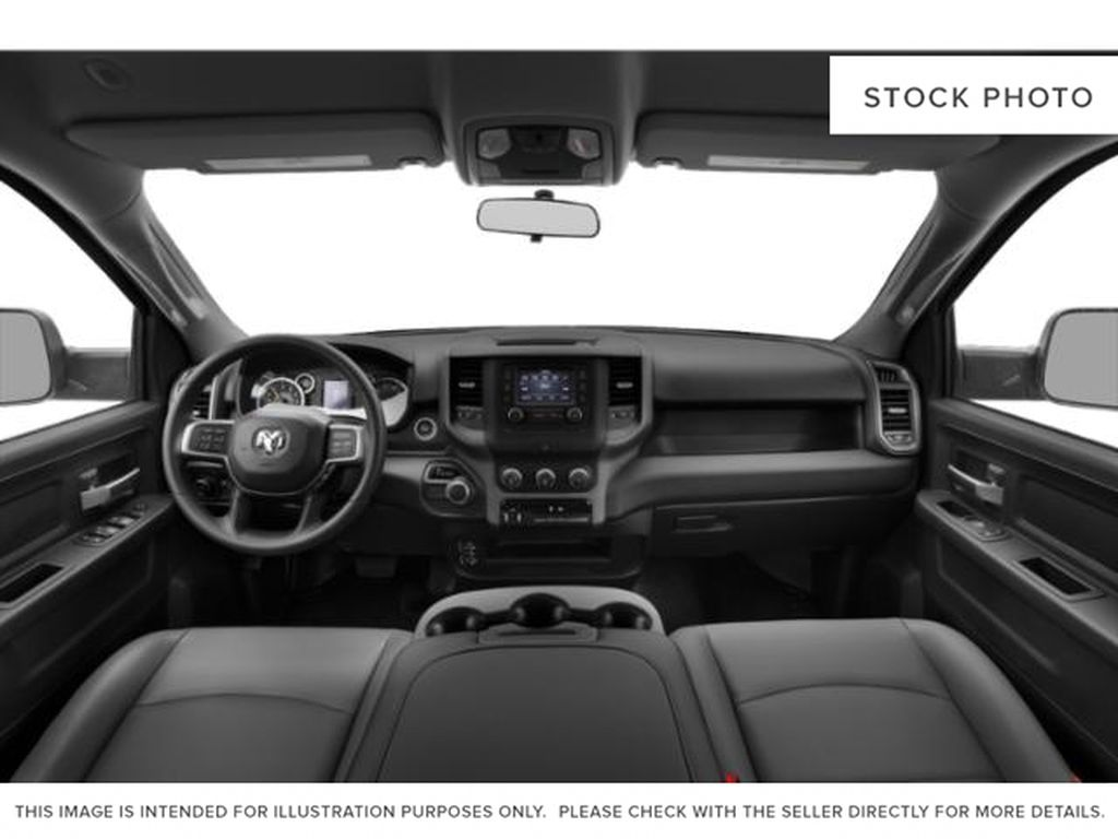 Black[Black] 2020 Ram 3500 Central Dash Options Photo in Cold Lake AB