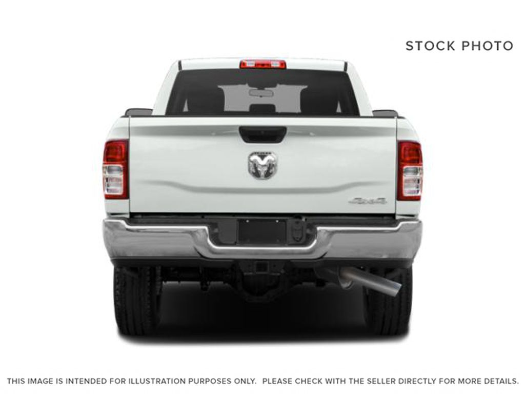 Black[Black] 2020 Ram 3500 Rear of Vehicle Photo in Cold Lake AB