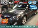 Gray[Magnetic Grey Metallic] 2014 Toyota Avalon XLE - Leather, Sunroof, Navigation, Bluetooth Right Front Corner Photo in Winnipeg MB