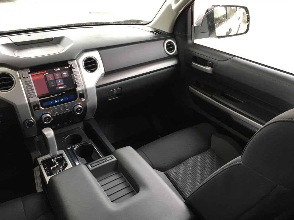 White[Super White] 2021 Toyota Tundra TRD Off Road Right Side Front Seat  Photo in Kelowna BC