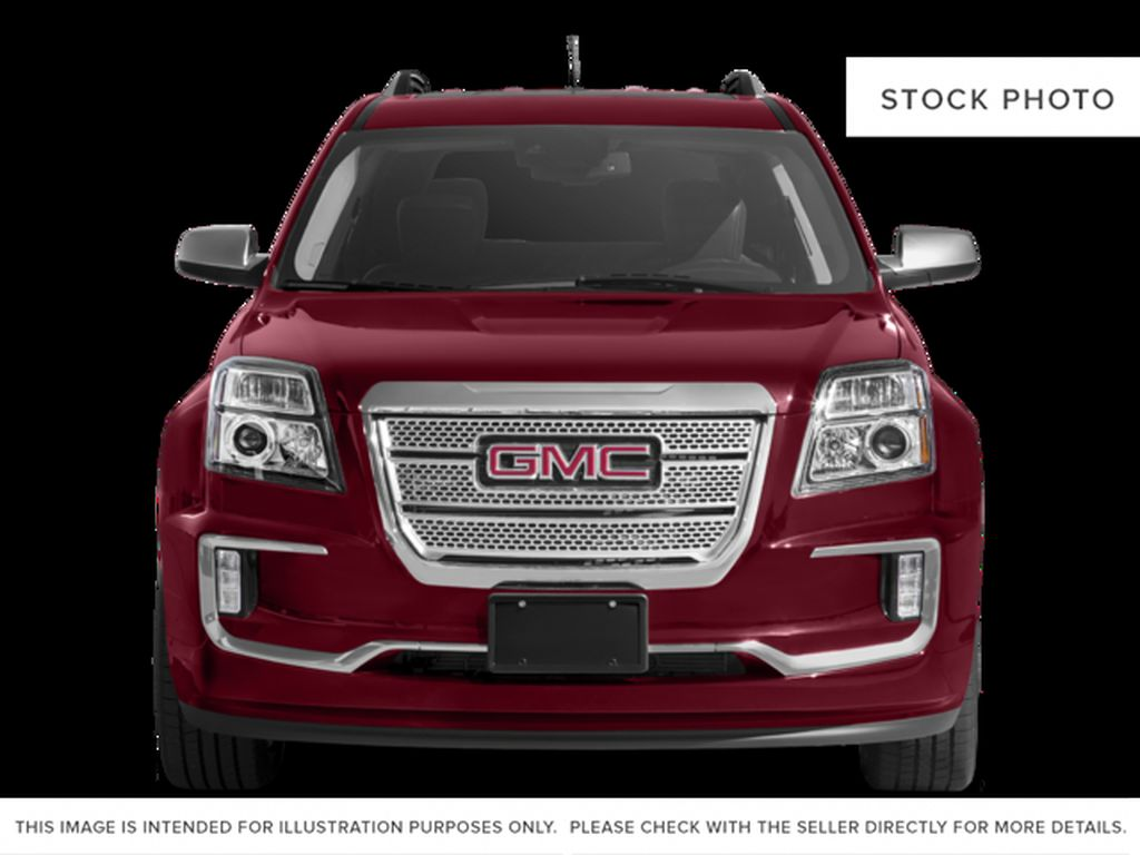 White 2017 GMC Terrain Front Vehicle Photo in Medicine Hat AB