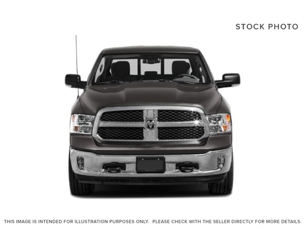 2018 Ram 1500 Front Vehicle Photo in Medicine Hat AB