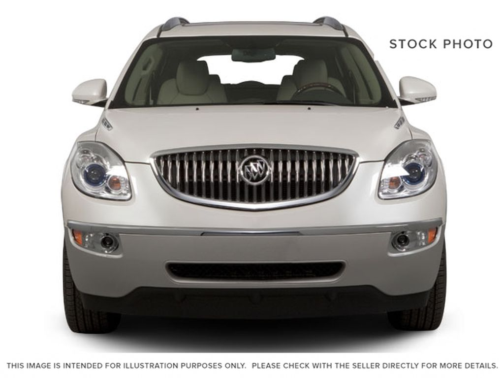 2010 Buick Enclave Front Vehicle Photo in Medicine Hat AB