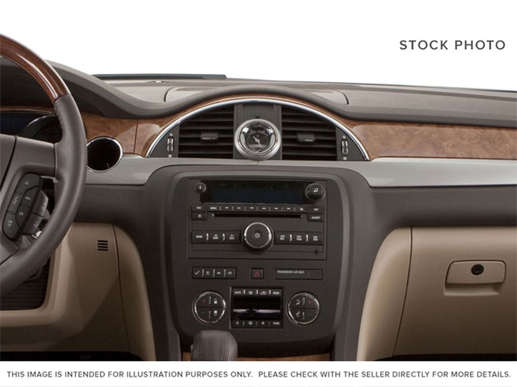 2010 Buick Enclave Central Dash Options Photo in Medicine Hat AB