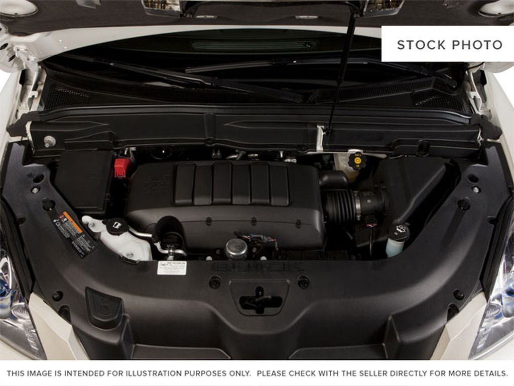 2010 Buick Enclave Engine Compartment Photo in Medicine Hat AB