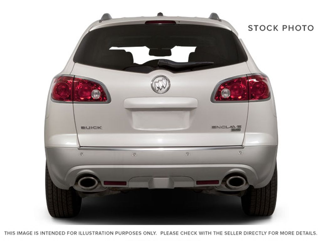 2010 Buick Enclave Rear of Vehicle Photo in Medicine Hat AB