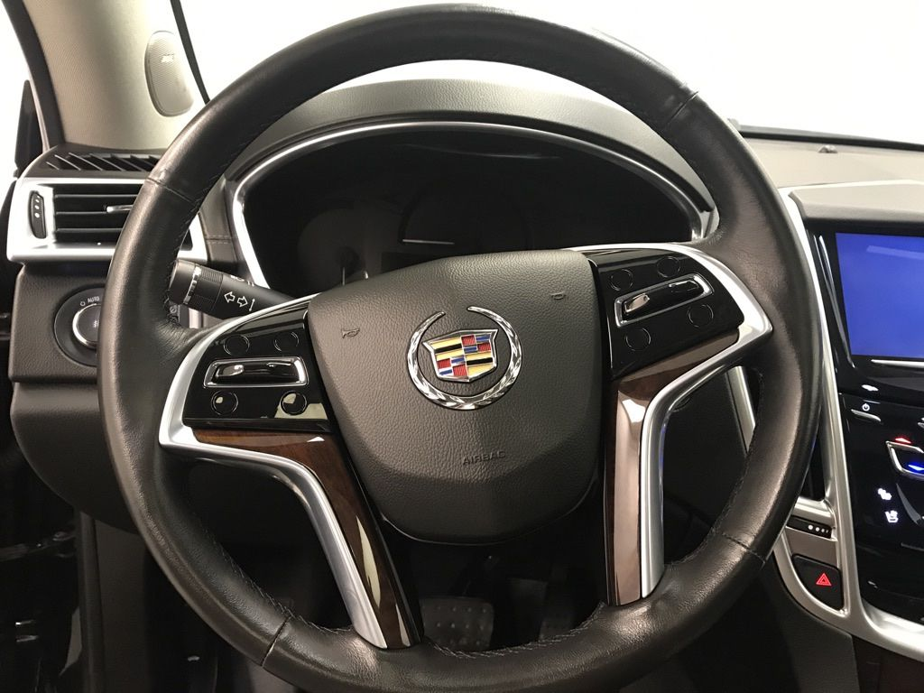 Black 2015 Cadillac SRX Odometer Photo in Lethbridge AB