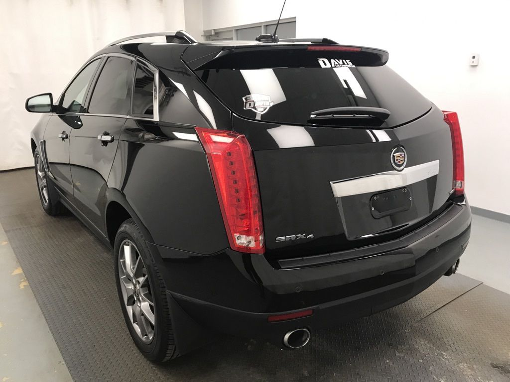 Black 2015 Cadillac SRX Left Front Interior Photo in Lethbridge AB