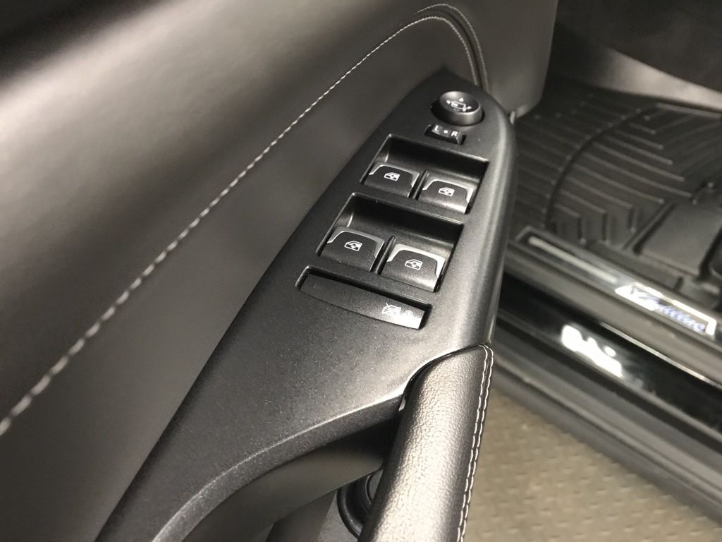 Black 2015 Cadillac SRX Left Side Rear Seat  Photo in Lethbridge AB