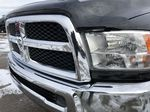 Black[Black Clearcoat] 2014 Ram 2500 Left Front Head Light / Bumper and Grill in Edmonton AB