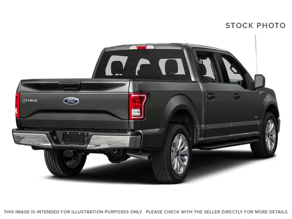 2015 Ford F-150 Right Rear Corner Photo in Cold Lake AB