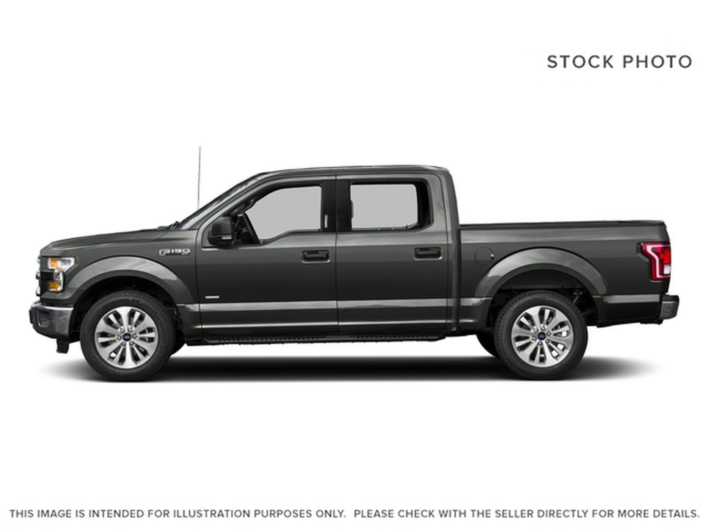 2015 Ford F-150 Left Side Photo in Cold Lake AB