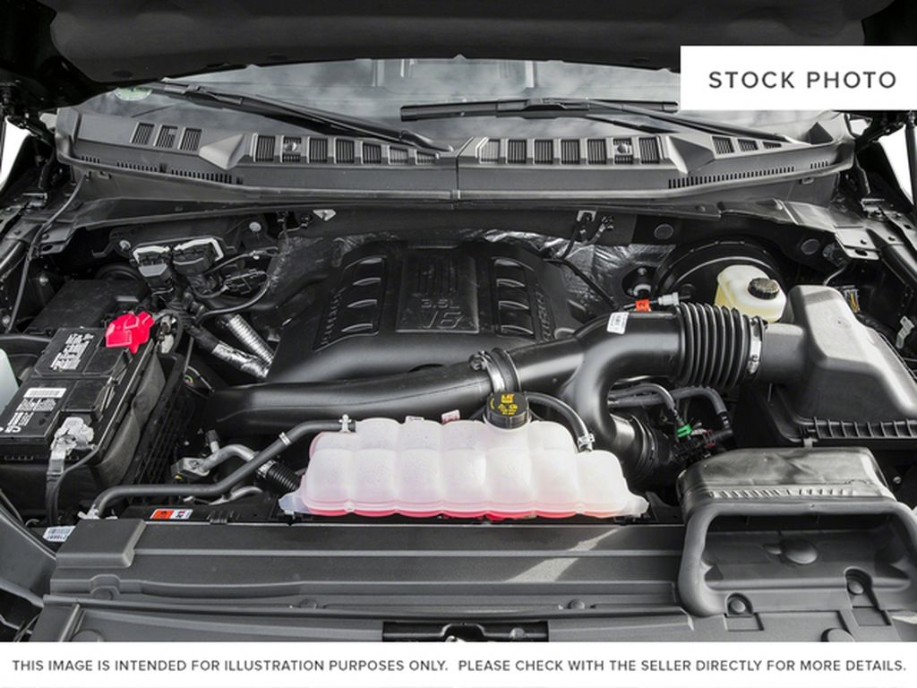 2015 Ford F-150 Engine Compartment Photo in Cold Lake AB