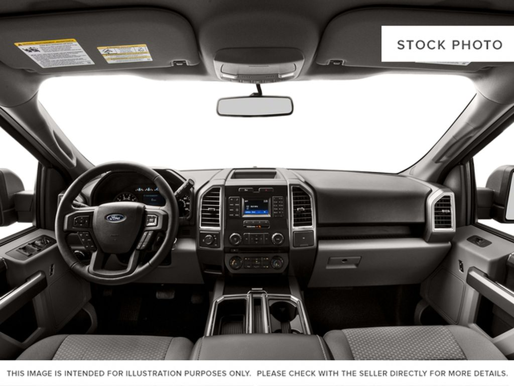 2015 Ford F-150 Central Dash Options Photo in Cold Lake AB