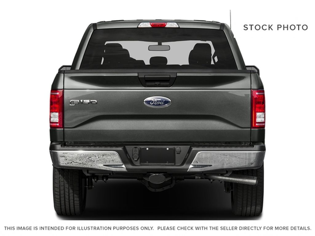 2015 Ford F-150 Rear of Vehicle Photo in Cold Lake AB