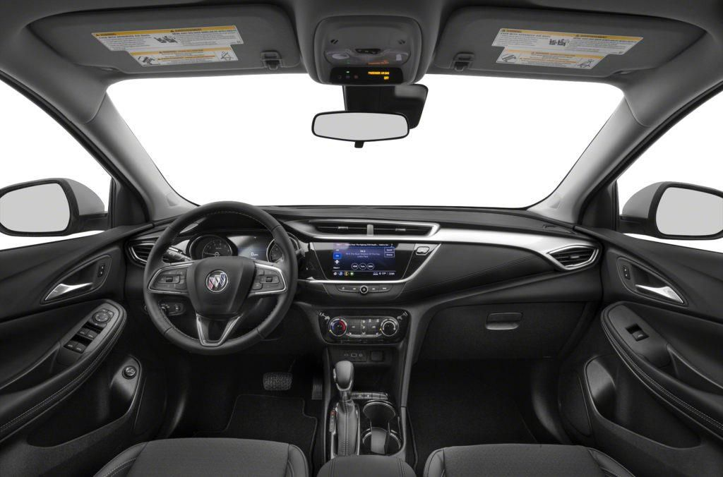 Bronze 2020 Buick Encore GX Driver's Side Door Controls Photo in Brooks AB