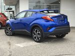 Blue Eclipse Metallic 2018 Toyota C-HR Left Rear Corner Photo in Kelowna BC