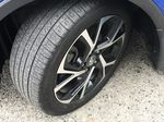 Blue Eclipse Metallic 2018 Toyota C-HR Left Front Rim and Tire Photo in Kelowna BC