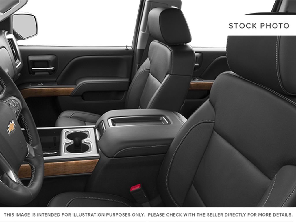 2014 Chevrolet Silverado 1500 Left Front Interior Photo in Medicine Hat AB