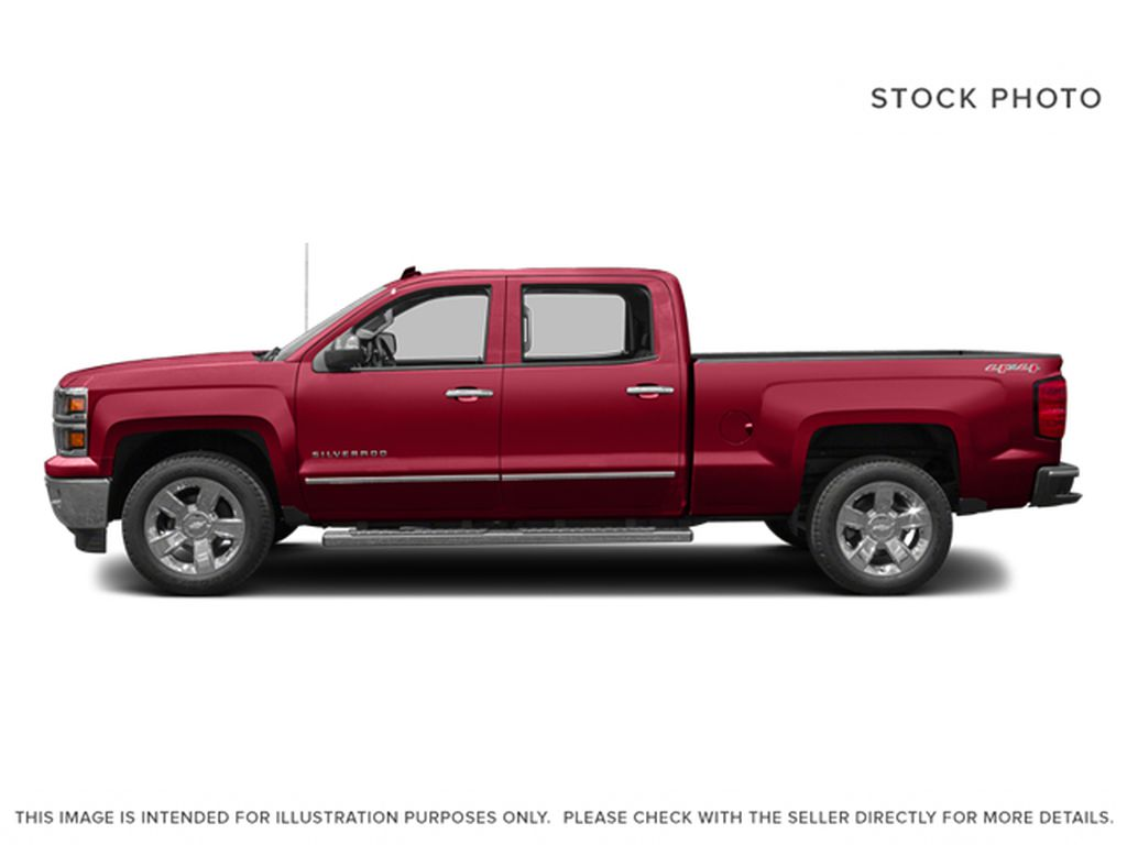 2014 Chevrolet Silverado 1500 Left Side Photo in Medicine Hat AB