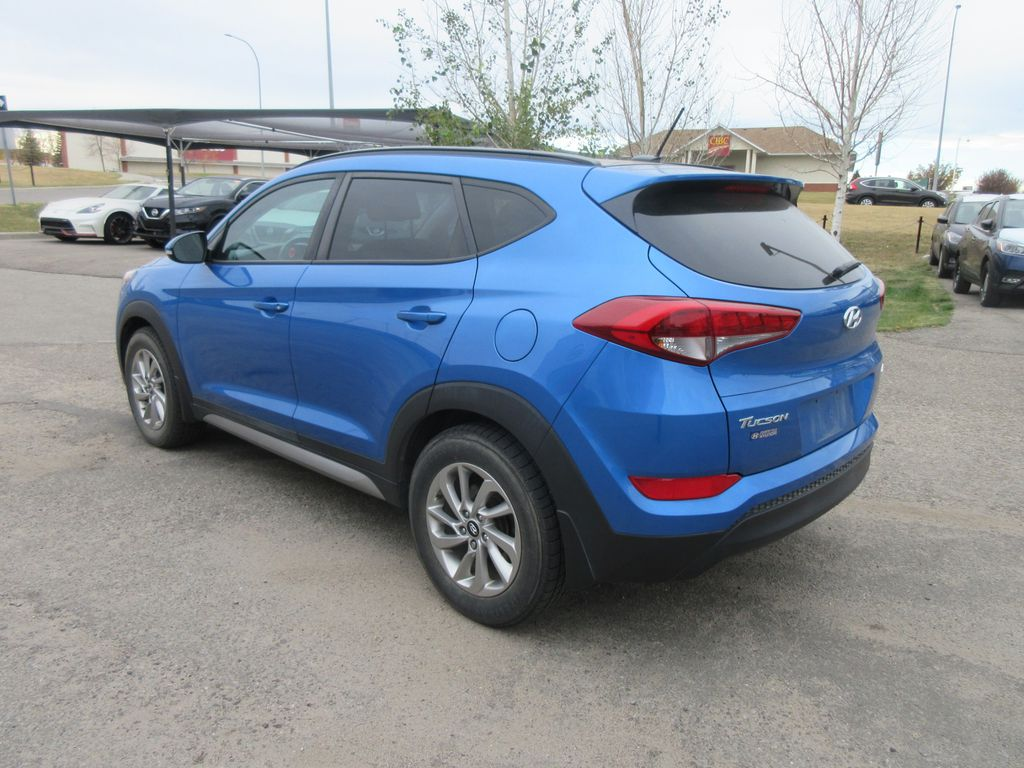 2017 Hyundai Tucson Left Front Head Light / Bumper and Grill in Okotoks AB