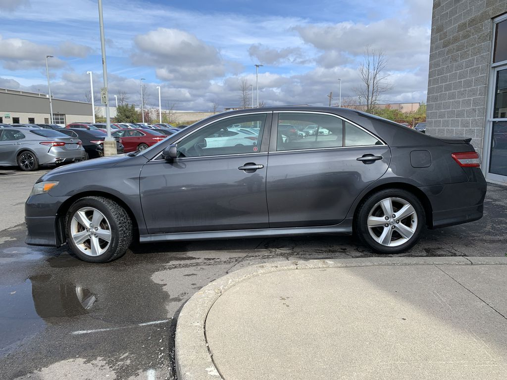 Grey 2010 Toyota Camry Left Front Rim and Tire Photo in Brampton ON