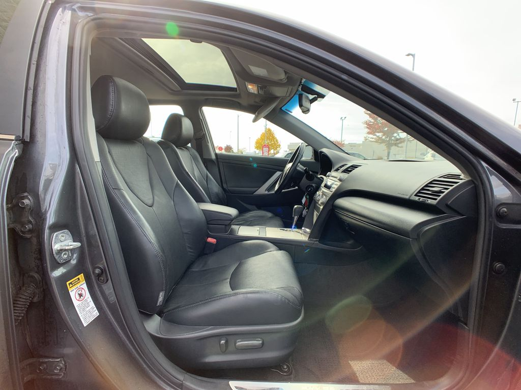 Grey 2010 Toyota Camry Right Side Rear Seat  Photo in Brampton ON